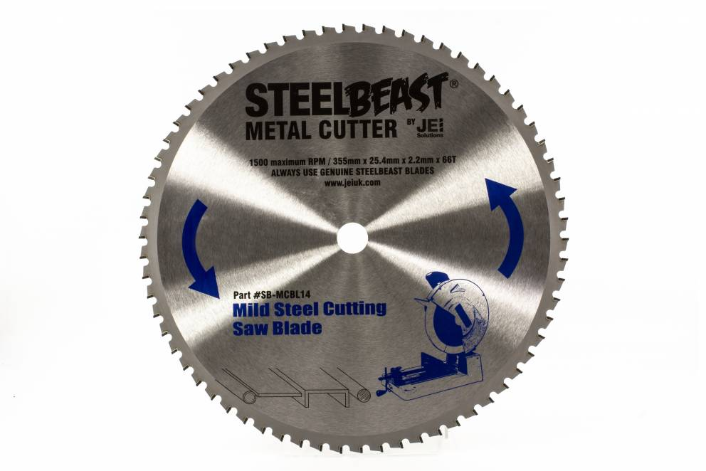 """Back by popular demand is the SteelBeast 14"""" Saw."""